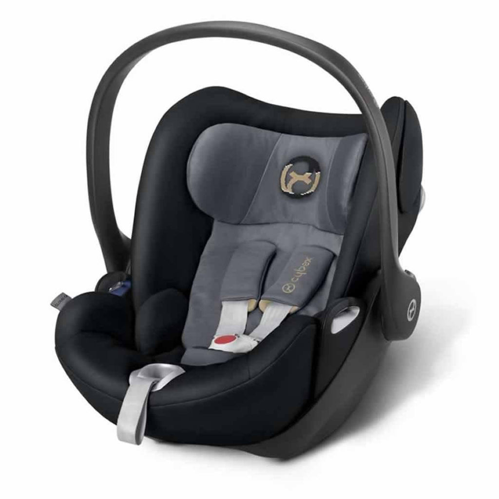 Cybex Cloud Q Car Seat - Graphite Black-Car Seats- Natural Baby Shower