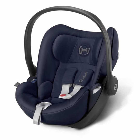 Cybex Cloud Q Car Seat in Midnight Blue