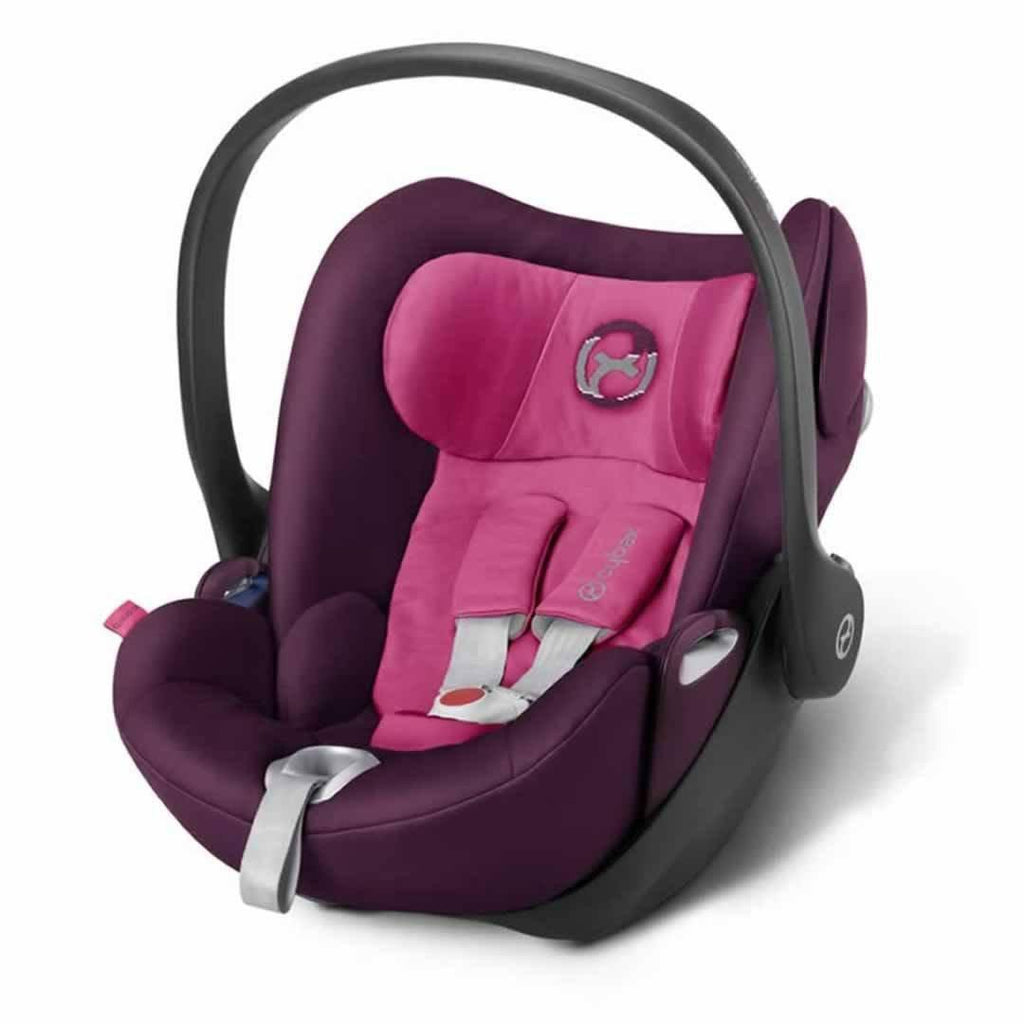 Cybex Cloud Q Car Seat in Mystic Pink