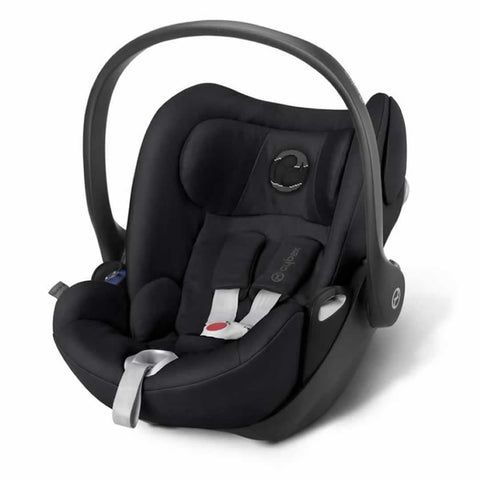 Cybex Cloud Q Car Seat in Stardust Black