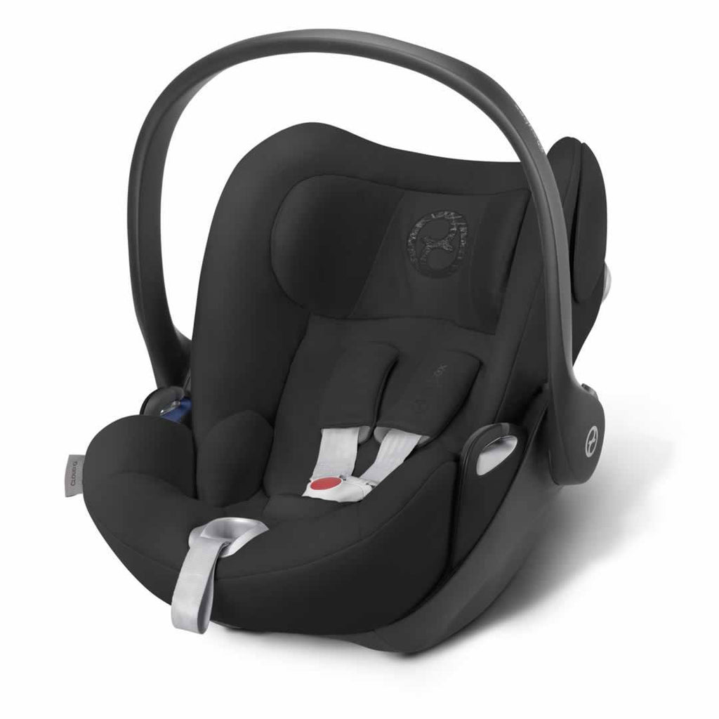 Cybex Cloud Q Car Seat in Happy Black