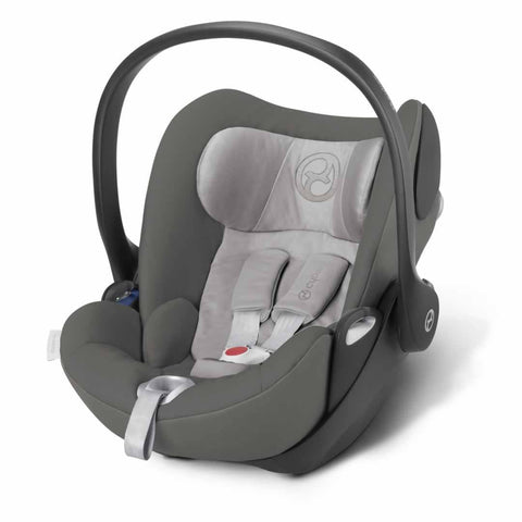 Cybex Cloud Q Car Seat - Manhattan Grey - Car Seats - Natural Baby Shower