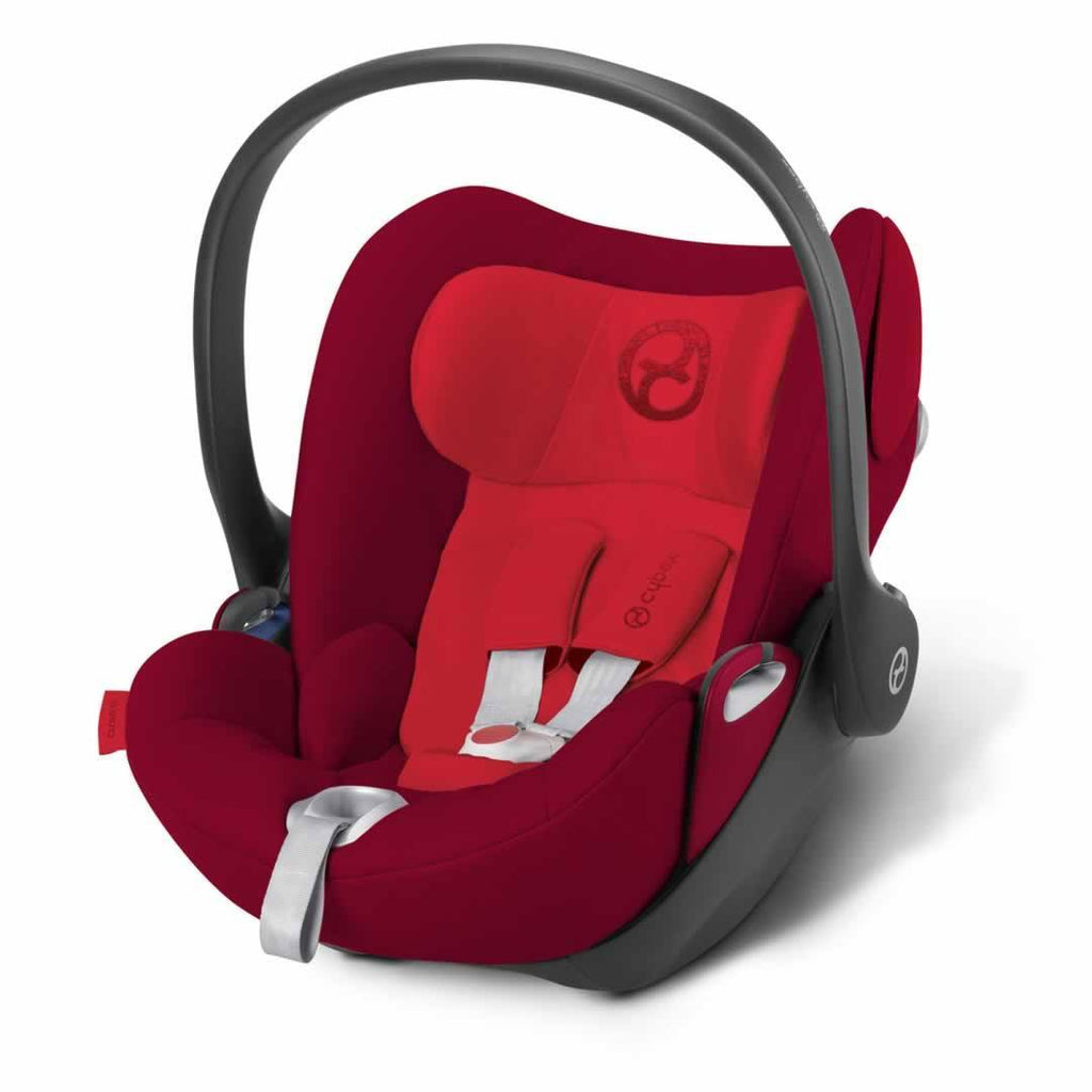 Cybex Cloud Q Car Seat in Mars Red