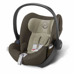 Cybex Cloud Q Car Seat in Olive Khaki