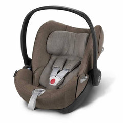 Cybex Cloud Q Plus Car Seat in Cashmere Beige