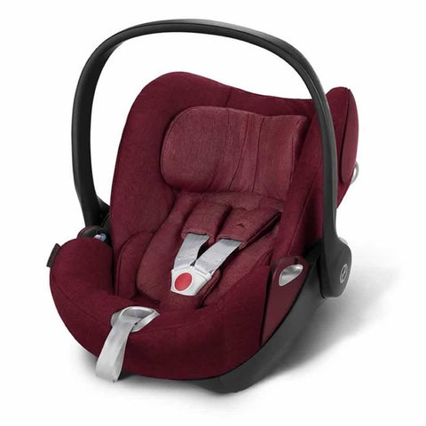 Cybex Cloud Q Plus Car Seat in Infra Red
