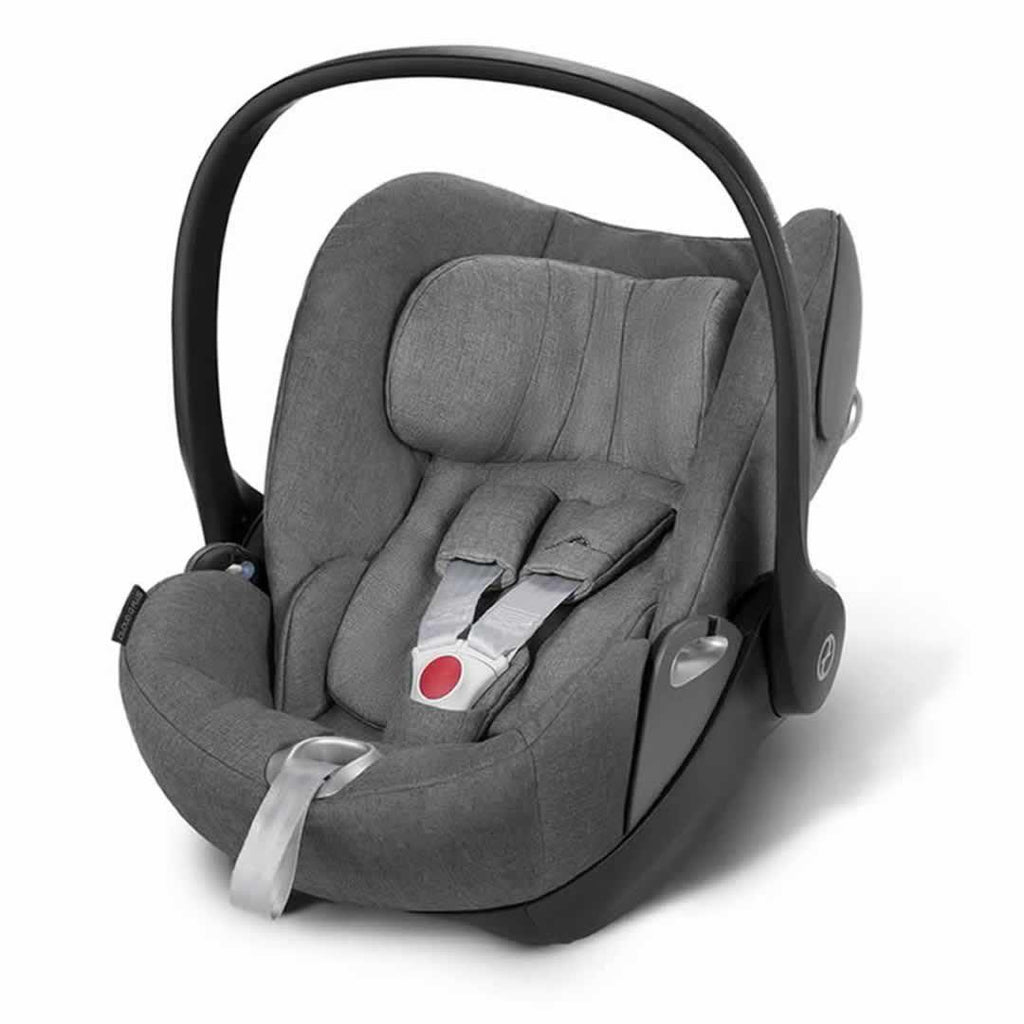Cybex Cloud Q Plus Car Seat - Manhattan Grey-Car Seats- Natural Baby Shower