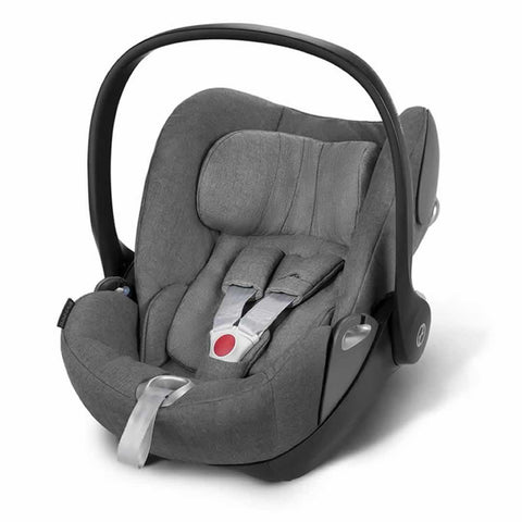 Cybex Cloud Q Plus Car Seat in Manhattan Grey