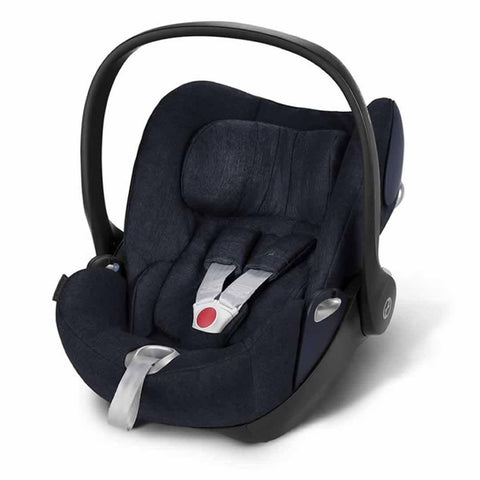 Cybex Cloud Q Plus Car Seat in Midnight Blue