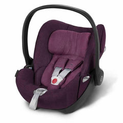 Cybex Cloud Q Plus Car Seat in Mystic Pink