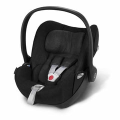 Cybex Cloud Q Plus Car Seat in Stardust Black