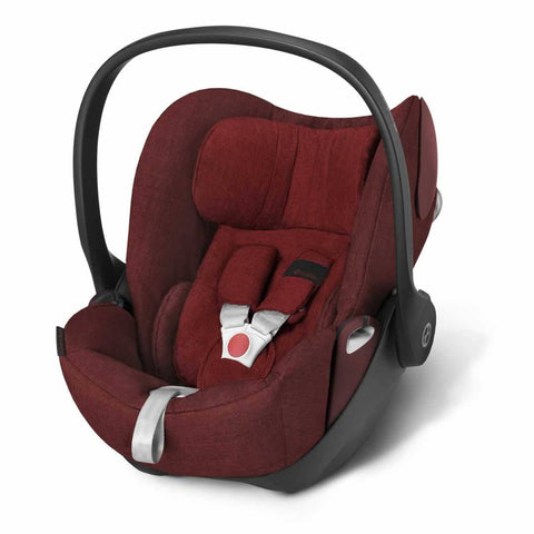 Cybex Cloud Q Plus Car Seat - Mars Red - Car Seats - Natural Baby Shower