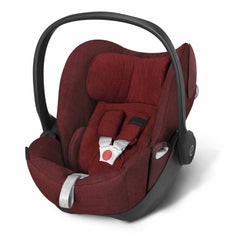 Cybex Cloud Q Plus Car Seat in Mars Red