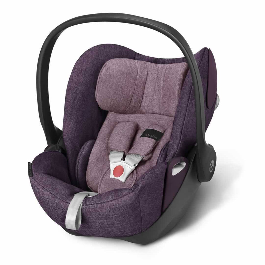 Cybex Cloud Q Plus Car Seat in Princess Pink