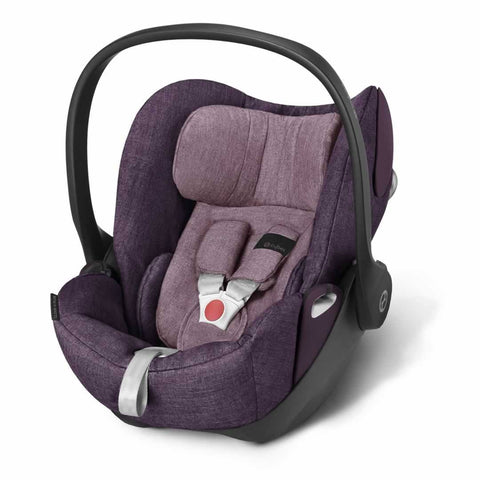 Cybex Cloud Q Plus Car Seat - Princess Pink - Car Seats - Natural Baby Shower