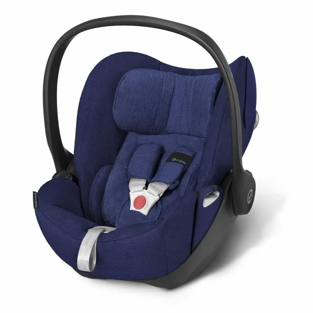 Cybex Cloud Q Plus Car Seat in Royal Blue