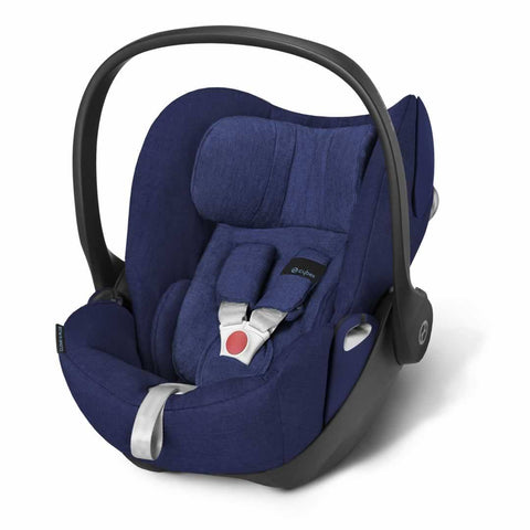 Cybex Cloud Q Plus Car Seat - Royal Blue - Car Seats - Natural Baby Shower
