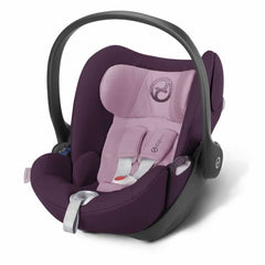 Cybex Cloud Q Car Seat in Princess Pink