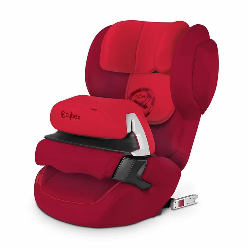 Cybex Juno 2-Fix Car Seat in Mars Red