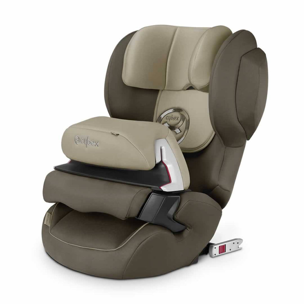 Cybex Juno 2-Fix Car Seat in Olive Khaki