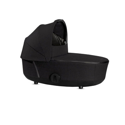 CYBEX Mios Lux Cot - Plus - Stardust Black-Carrycots- Natural Baby Shower