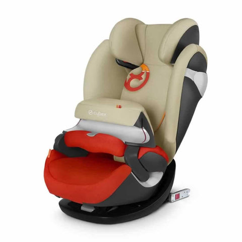 Cybex Pallas M-Fix Car Seat Autumn Gold