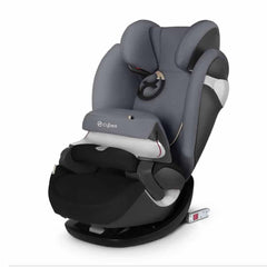 Cybex Pallas M-Fix Car Seat Graphite Black
