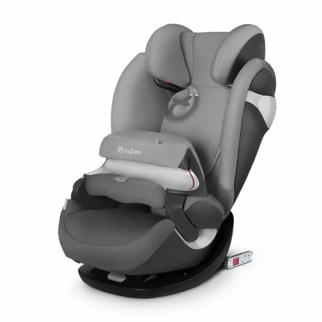 Cybex Pallas M-Fix Car Seat Manhattan Grey