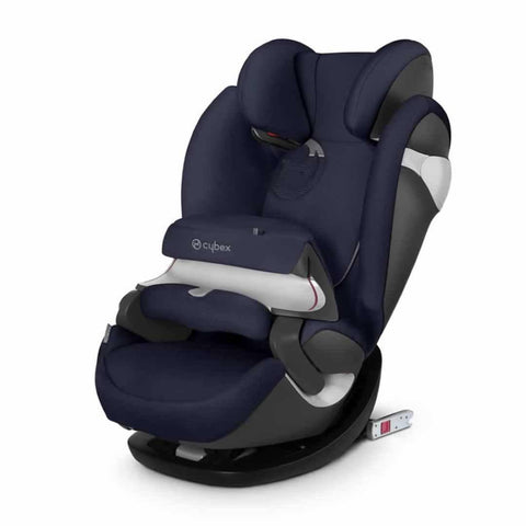 Cybex Pallas M-Fix Car Seat Midnight Blue