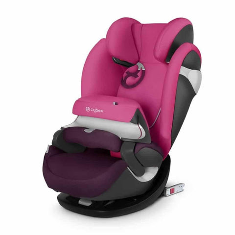 Cybex Pallas M-Fix Car Seat Mystic Pink