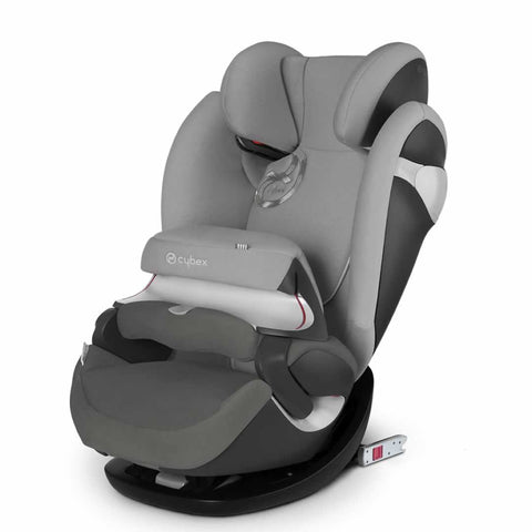 Cybex Pallas M-Fix Car Seat - Manhattan Grey (2016) - Car Seats - Natural Baby Shower