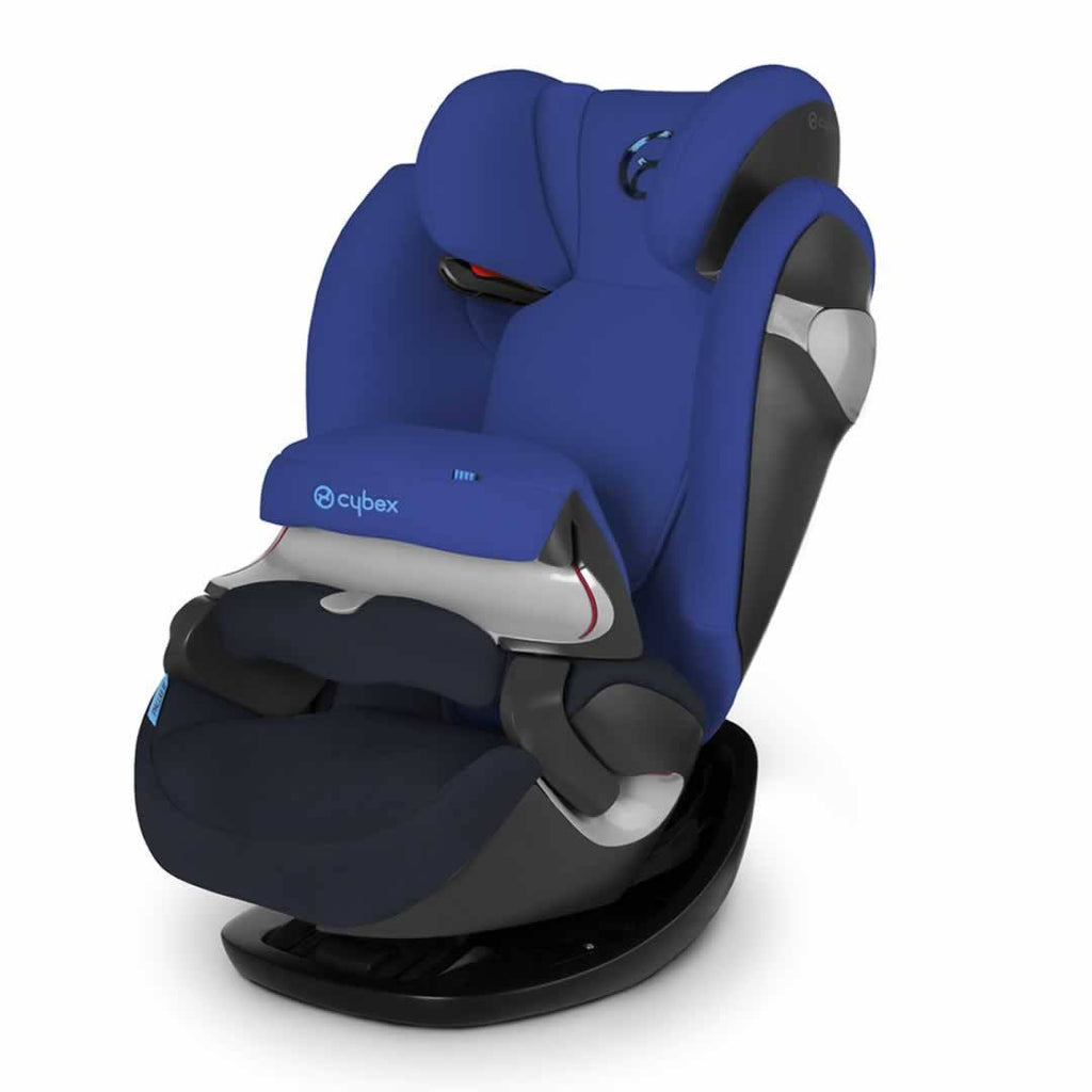 Cybex Pallas M Car Seat in Royal Blue
