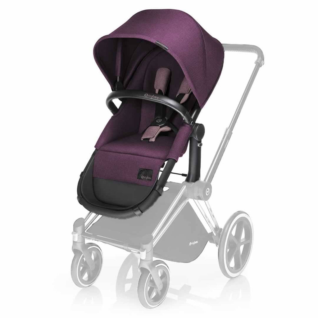 Cybex Priam 2-in-1 Light Seat in Princess Pink