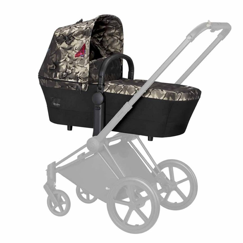 Cybex Priam Carrycot Butterfly