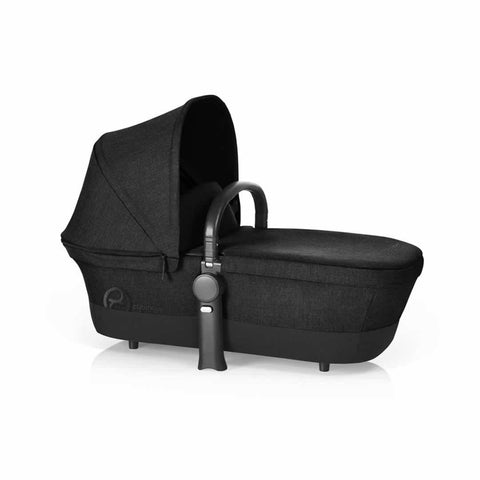Cybex Priam Carrycot - Stardust Black - Carrycots - Natural Baby Shower