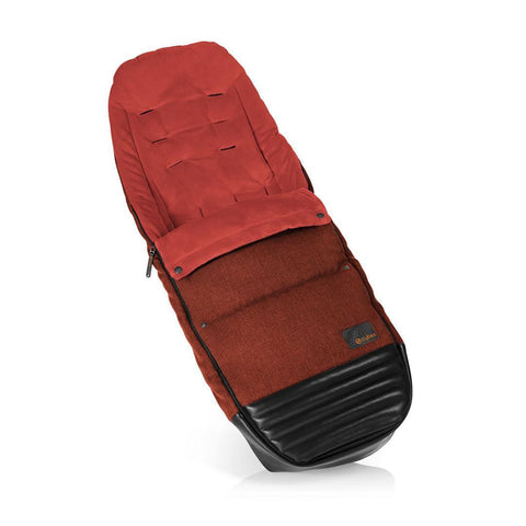 Cybex Priam Footmuff in Autumn Gold