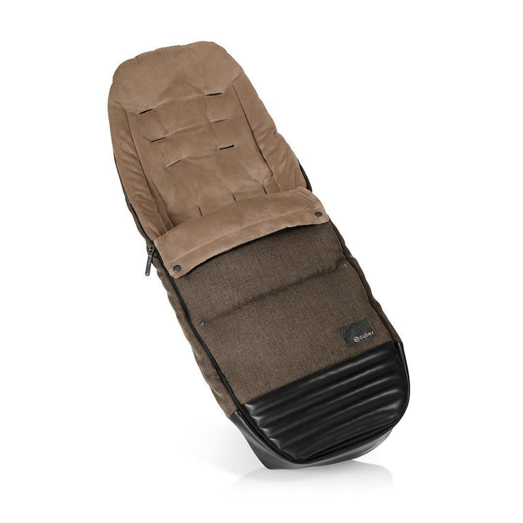 Cybex Priam Footmuff in Cashmere Beige