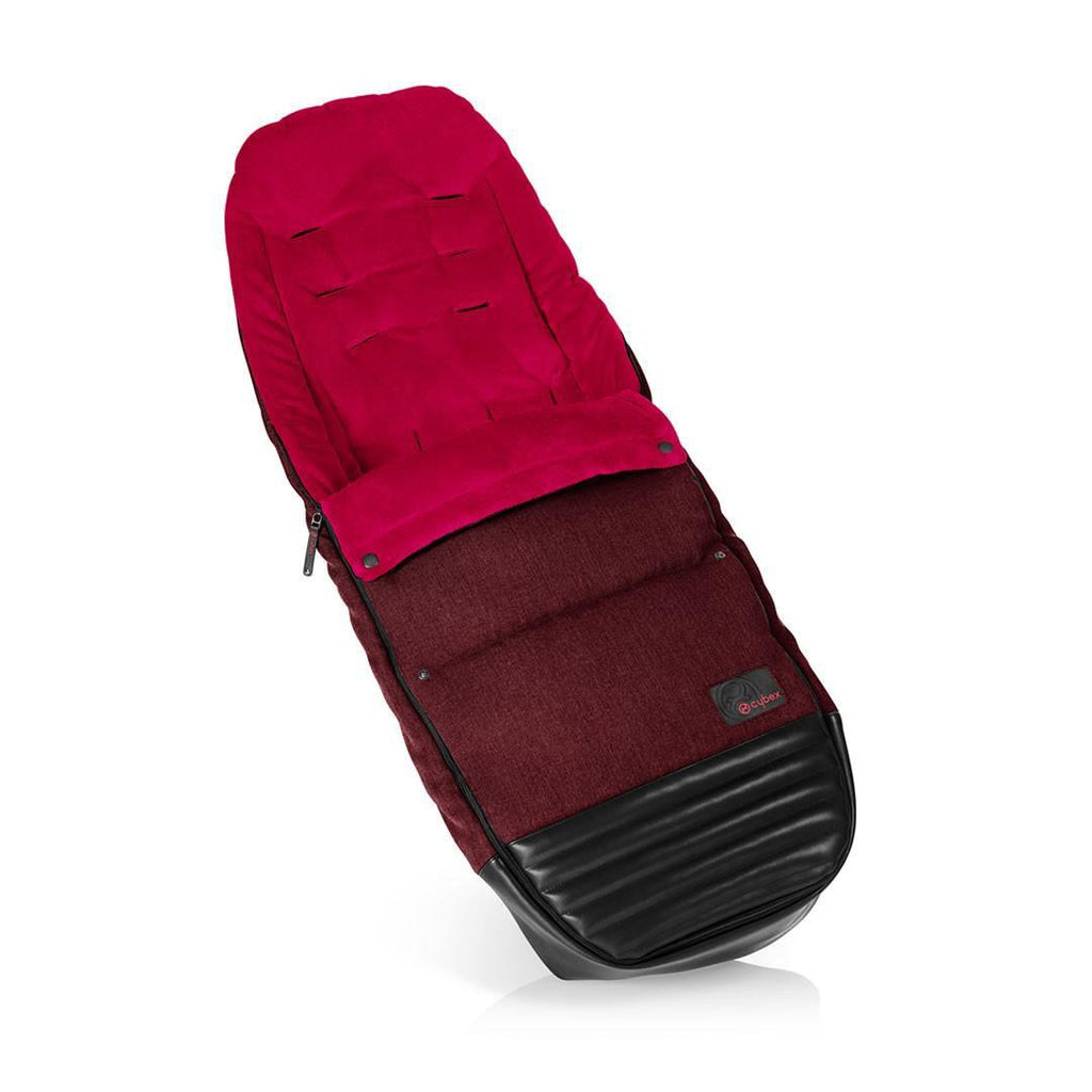 Cybex Priam Footmuff in Infra Red