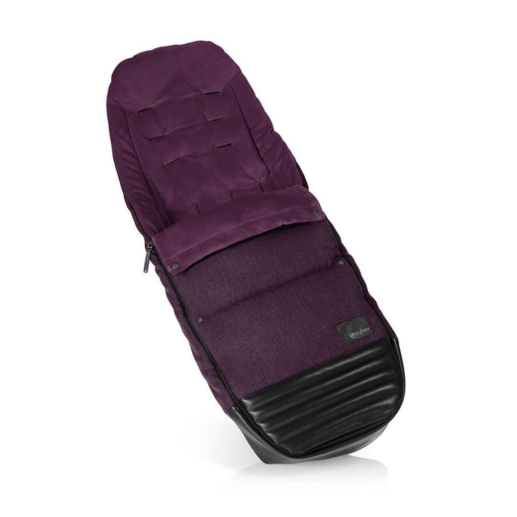 Cybex Priam Footmuff in Mystic Pink