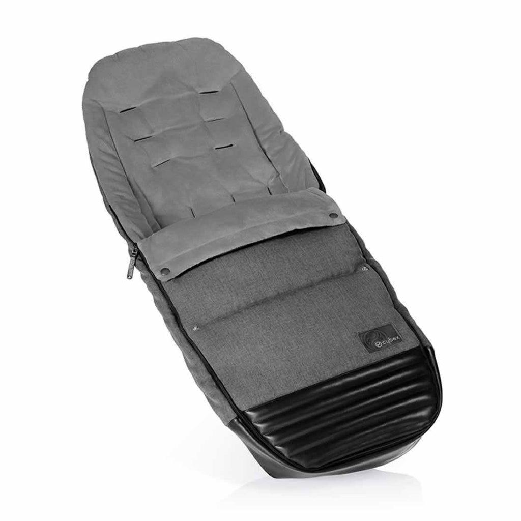 Cybex Priam Footmuff in Manhattan Grey