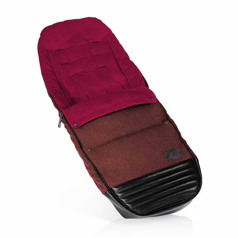 Cybex Priam Footmuff in Mars Red