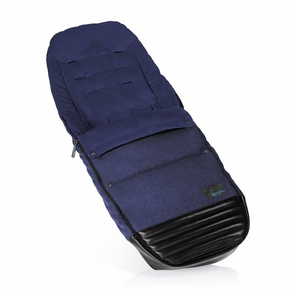 Cybex Priam Footmuff in Royal Blue