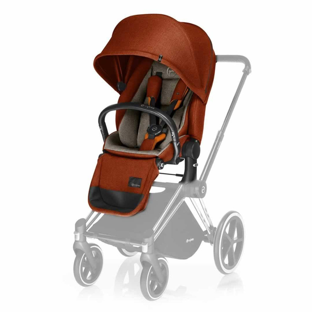 Cybex Priam Lux Seat - Autumn Gold-Stroller Seats- Natural Baby Shower
