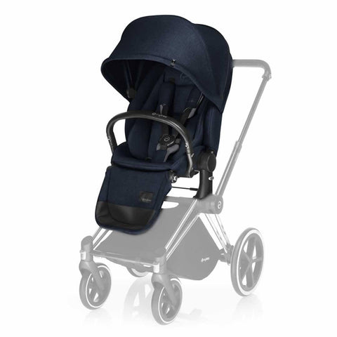 Cybex Priam Lux Seat Midnight Blue