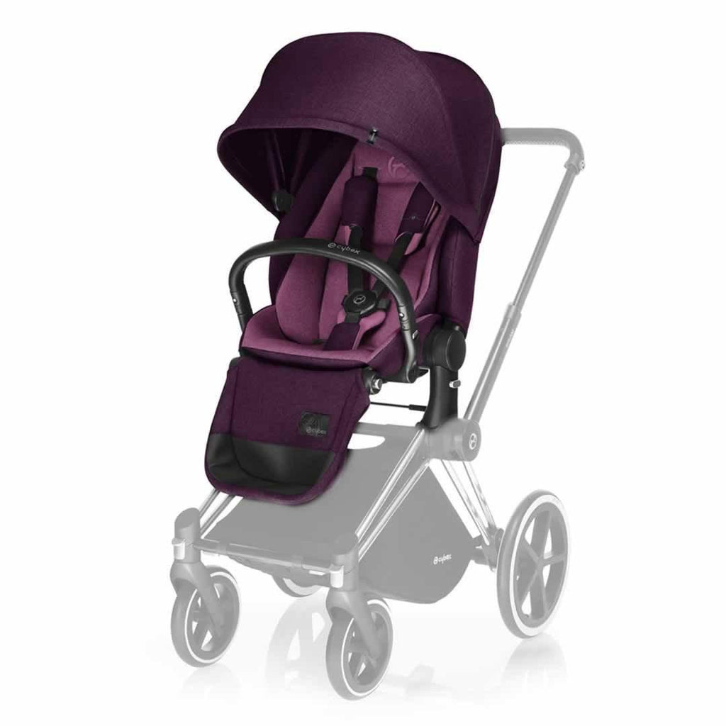 Cybex Priam Lux Seat - Mystic Pink - Stroller Seats - Natural Baby Shower