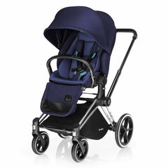 Cybex Priam Pushchair with 2-in-1 Light Seat in Royal Blue
