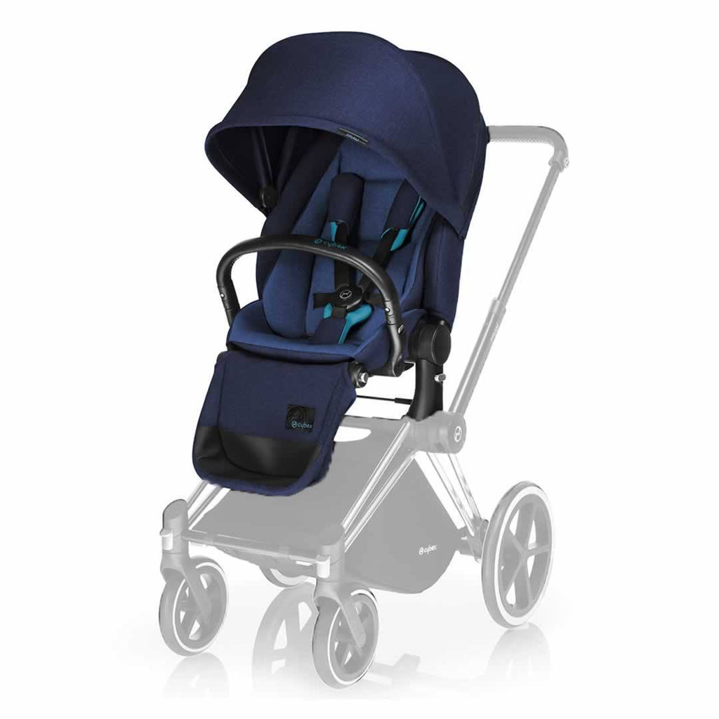 Cybex Priam Lux Seat in Royal Blue