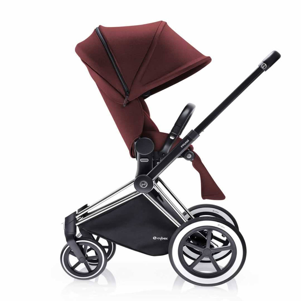 Cybex Priam Pushchair with Lux Seat - Mars Red