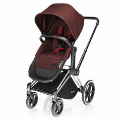 Cybex Priam Pushchair with 2-in-1 Light Seat Mars Red