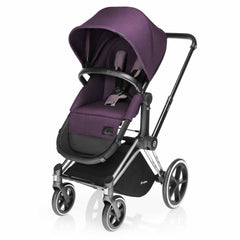 Cybex Priam Pushchair with 2-in-1 Light Seat in Princess Pink